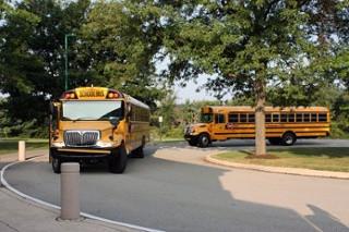 RFID-Tags für Schulbusse