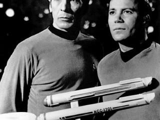 Interaktive Star Trek Ausstellung durch RFID Technologie