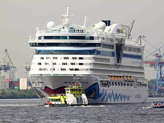 AIDA PRIMA: Neues Luxus-Schiff setzt auf RFID Lösungen