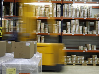 RFID warehouses: Sample inventories are sufficient
