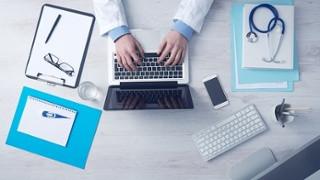 Bald Barcode-Scanner für Arztpraxen