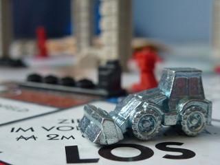Monopoly bald nur noch mit Barcode Scanner?