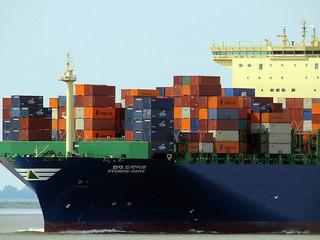 Containerverfolgung mit RFID Sensoren