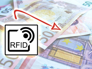 RFID chips fight against bank robber