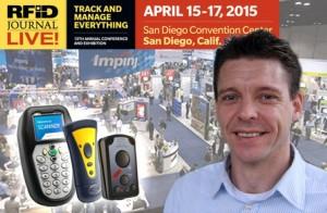 Vorfreude: RFID Journal Live 2015