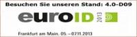 Erfolgreiche Rückkehr von der EuroID 2013