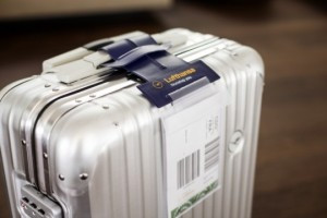 Lufthansa's Home Tag neglects the passenger