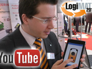 Video: PANMOBIL auf der Logimat 2016
