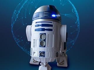 RFID Roboter für Inventuren