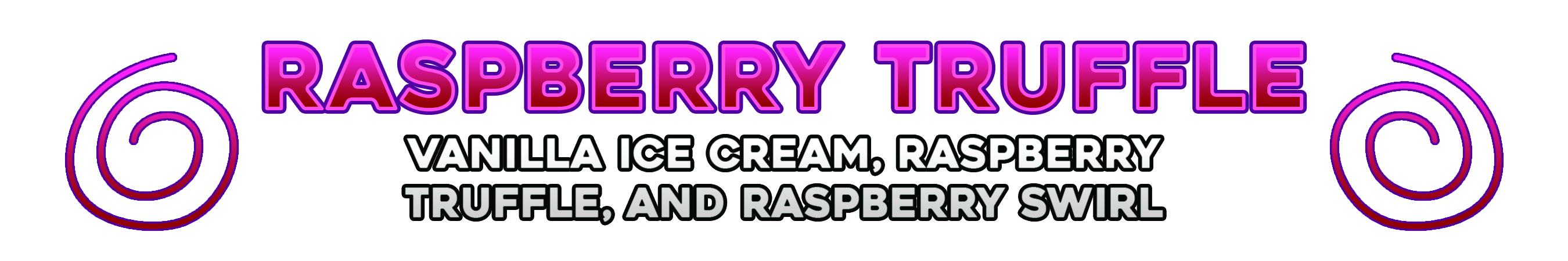 RaspberryTruffle