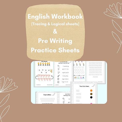 English Workbook Set