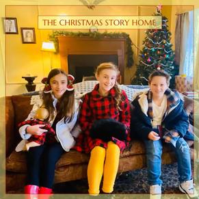 WHITE CHRISTMAS MEETS A CHRISTMAS STORY!