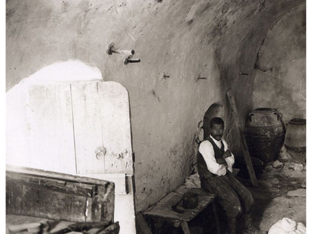 13 Rare And Interesting Pictures From The Cretan's Daily Life At The Past.