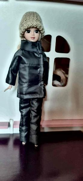 Мембранная куртка и штаны