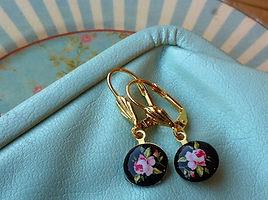 Free Designer Earring Flower From Sistalk.co.uk