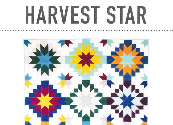 Harvest Star by Patchwork & Poodles