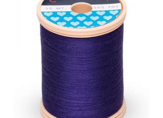 Sulky Cotton + Steel Thread - Royal Purple