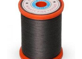 Sulky Cotton + Steel Thread - Almost Black