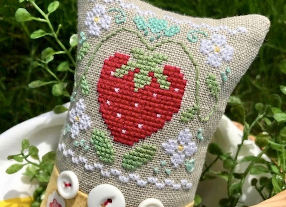 Little Summer Fling- PDF Cross Stitch Pattern