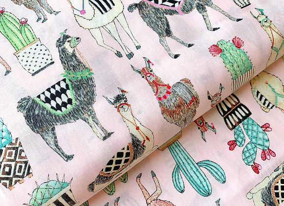 Lovely Llamas from Michael Miller Fabrics