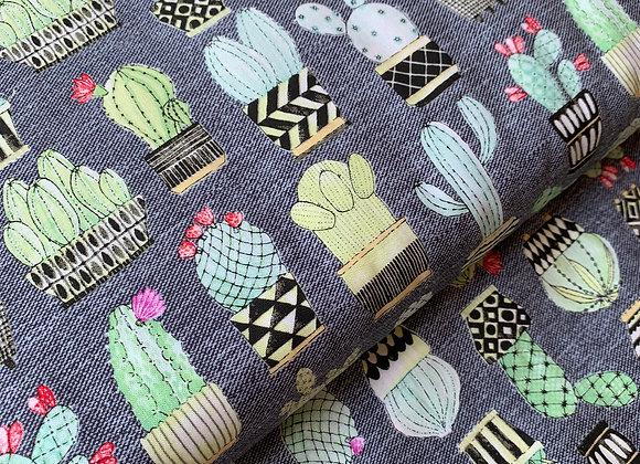 Cactus Hoedown from Michael Miller Fabrics
