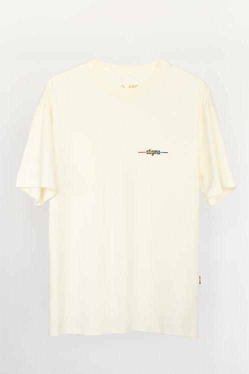 Свободная футболка NO STIGMA