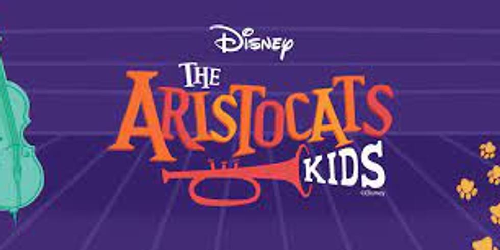 AFTER SCHOOL PROGRAM: Aristocats Kids (Ages 9-14)