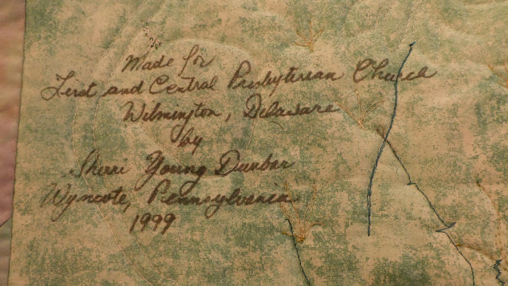 green parament signature