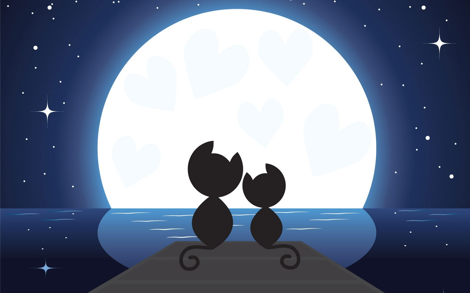 Днем рождения, картинки доброй ночи любимый прикольные