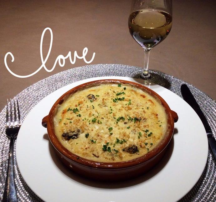 Idée de recette pour la St Valentin : Noix de Saint-Jacques et morilles