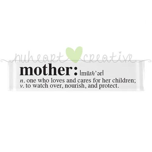 Mother Definition Tile