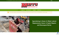 Matt's Services