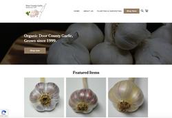 Door County Garlic