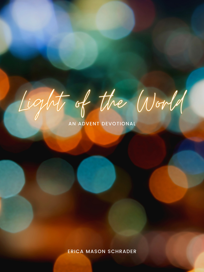 Light of the World: An Advent Devotional