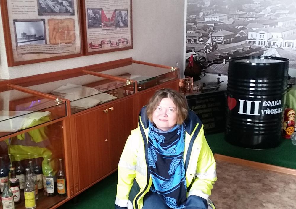 музей шуйской водки