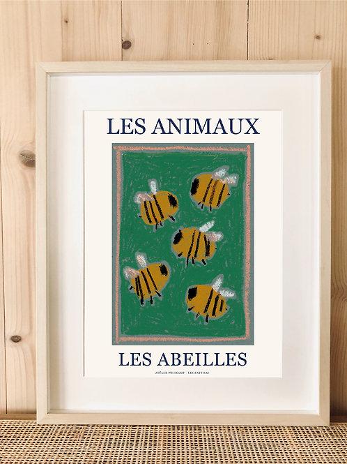LES ANIMAUX - LES ABEILLES