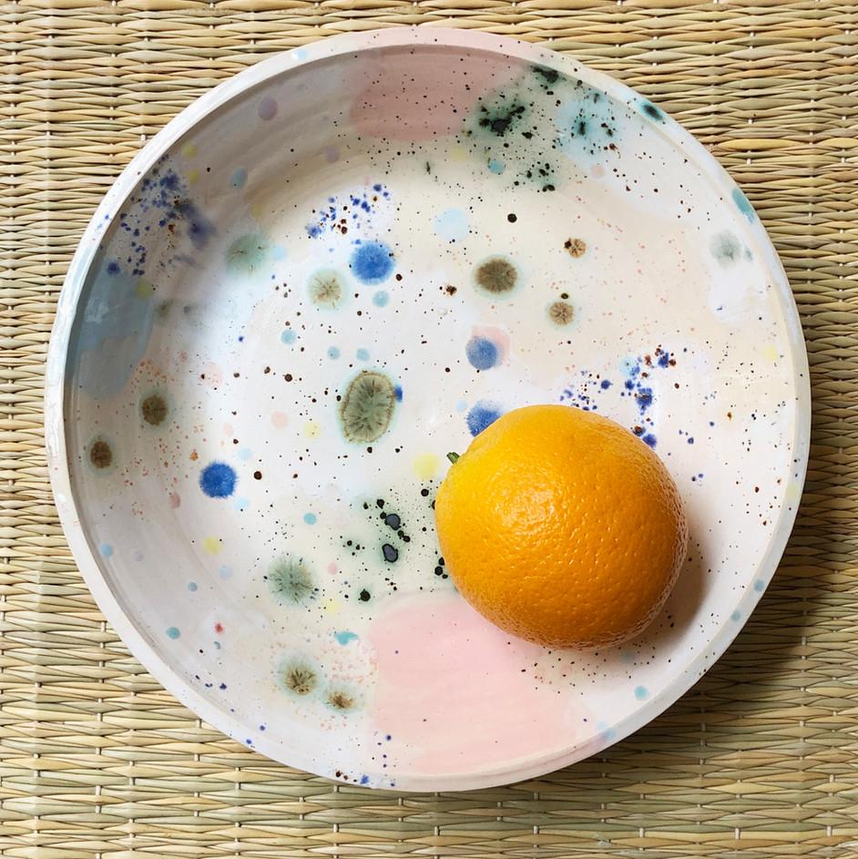 Joelle Wehkamp Colourful Universe cerami
