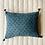 Thumbnail: Bohemian pillow dark blue