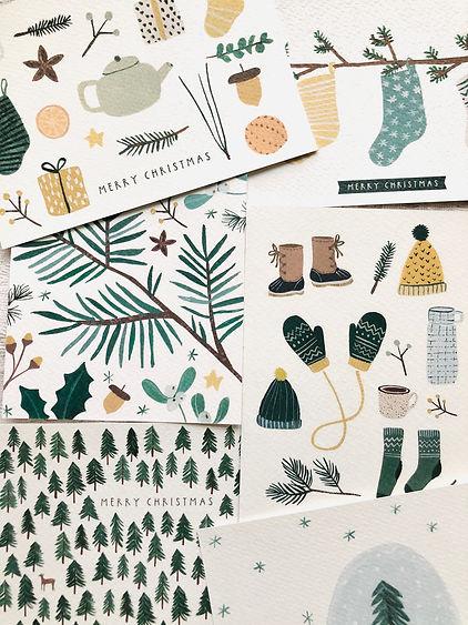 Joelle Wehkamp for Dille & Kamille kerst