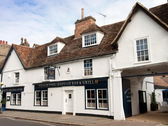 LOCH FYNE CAMBRIDGE