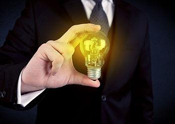 知的財産やアイディアのイメージ