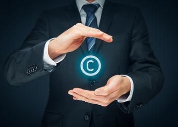著作権のイメージ