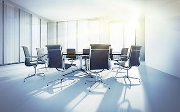 空の会議室