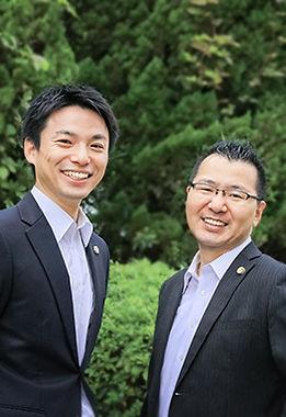 千瑞穂法律事務所の加藤・守永共同代表弁護士