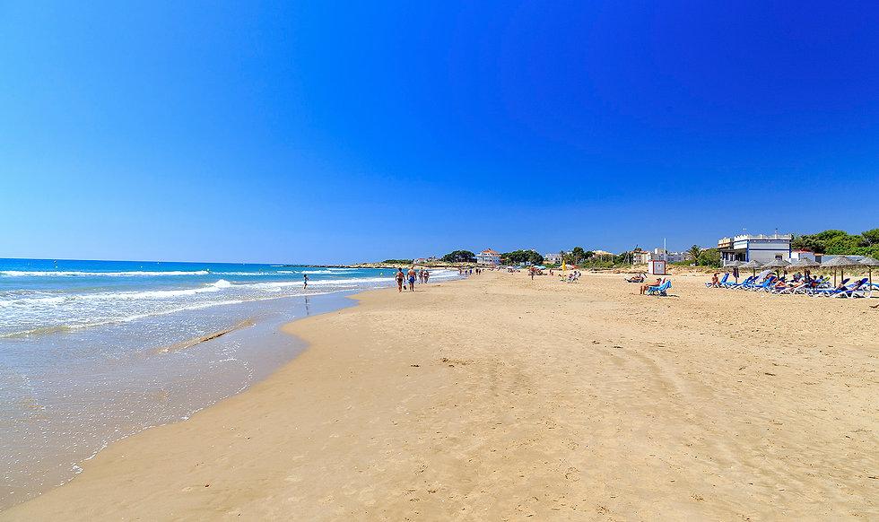 Turismo-Alcossebre-Playa-Romana-Alcosseb