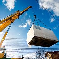 Imageof a 1B Hoisting Restriction Machinery (Crane)