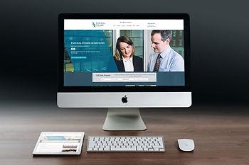 ohare website.jpg on copywriter Belfast website