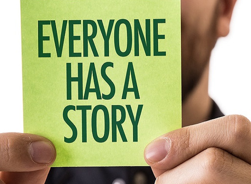Storytelling - at the heart of brand copywriting