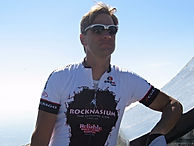 Bill (Aceto Forte) Speckman Owner Your Cycling Italia.