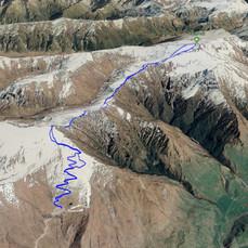 Black Peak GPS